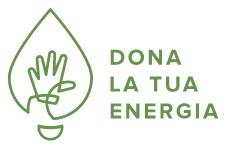 Logo del progetto Dona la tua Energia