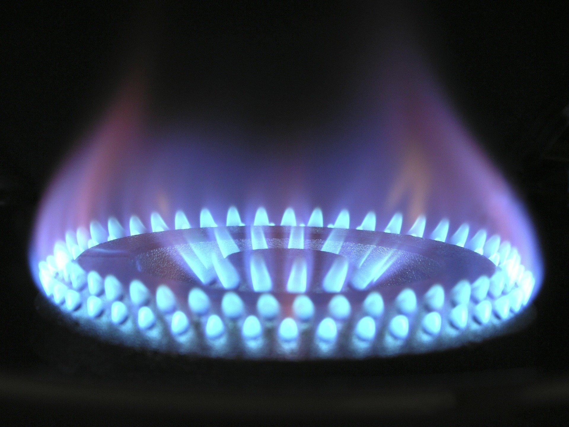 consumo gas medio