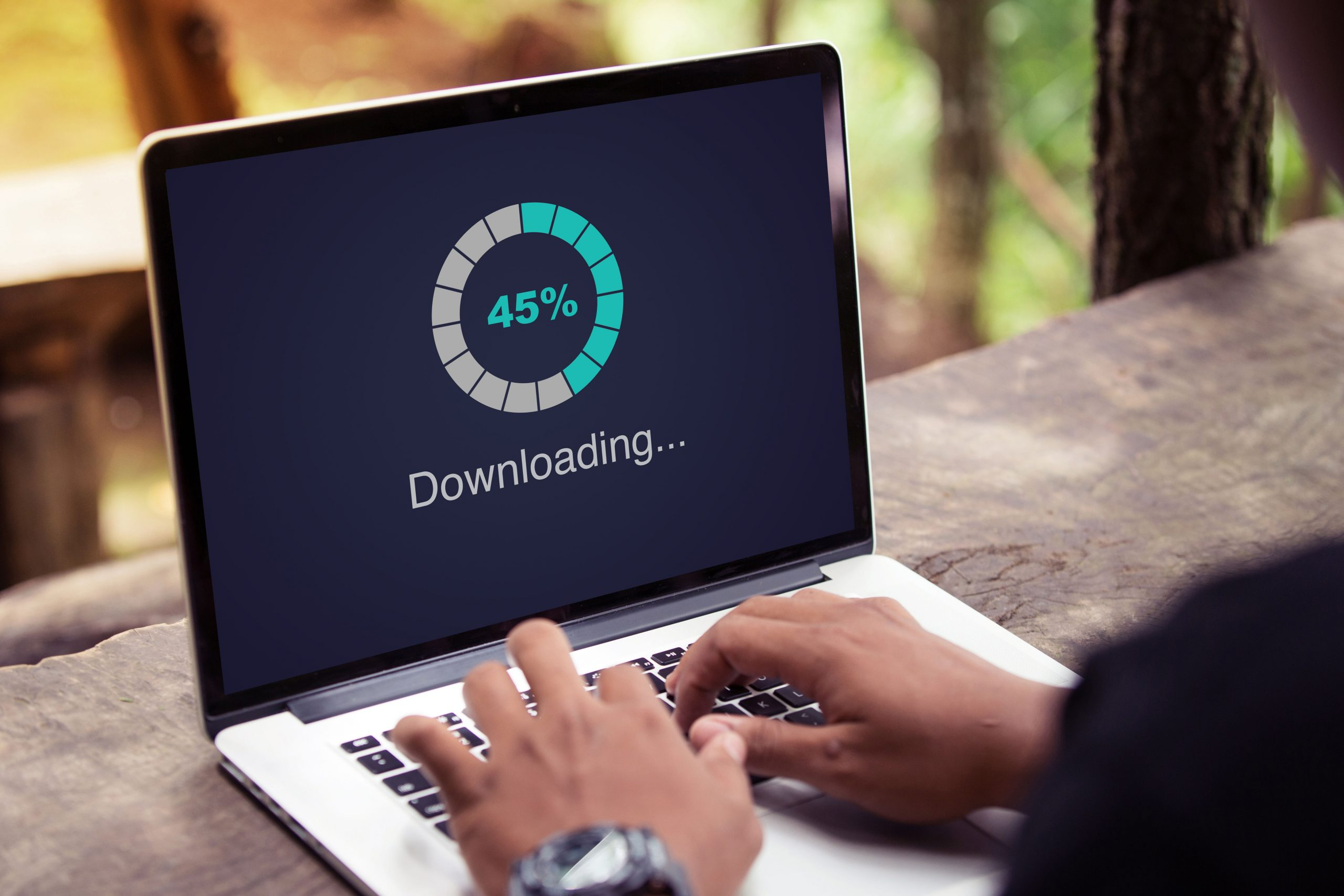Velocità Download