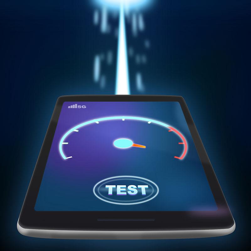 Ping test
